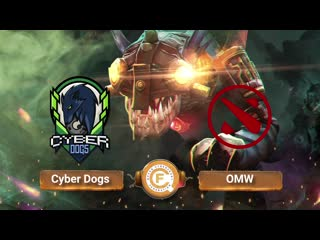 Cyber Dogs vs OMW