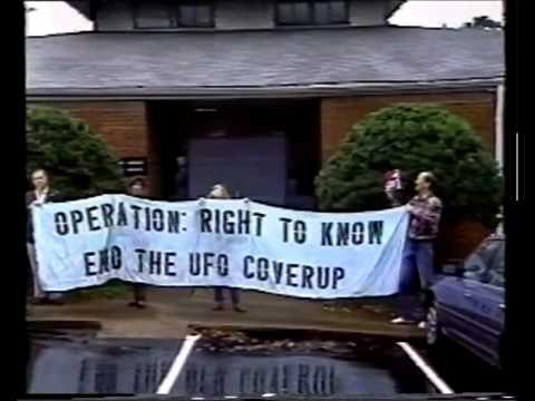 UFOs Beweise ihrer Existenz Die Besucher