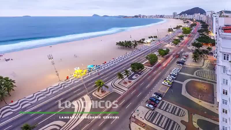 Los chicos -Lambada (eurodance version)