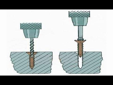 Как выкрутить сломаную шпильку болт шуруп