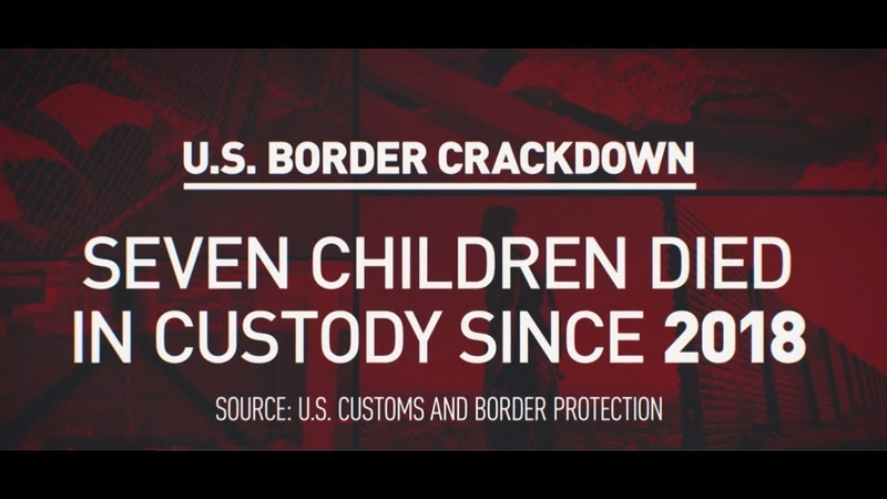US to allow indefinite detention for migrant children following rule change