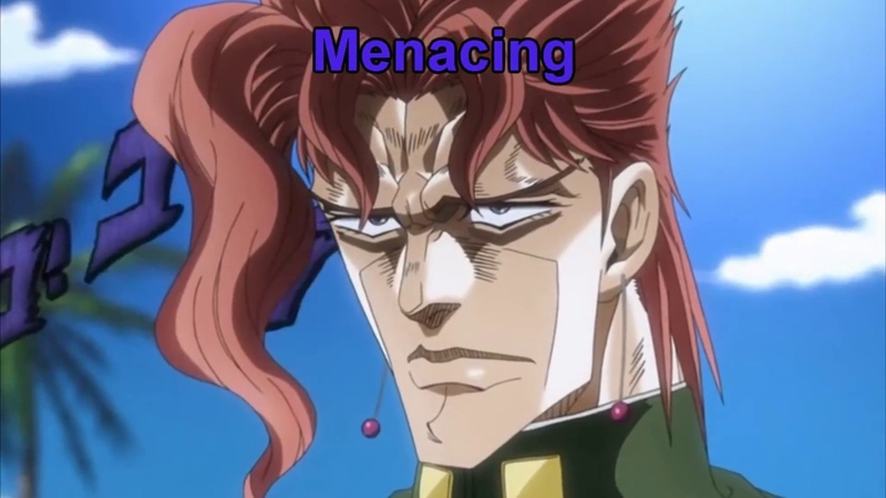 Reasons why Kakyoin really needed to die