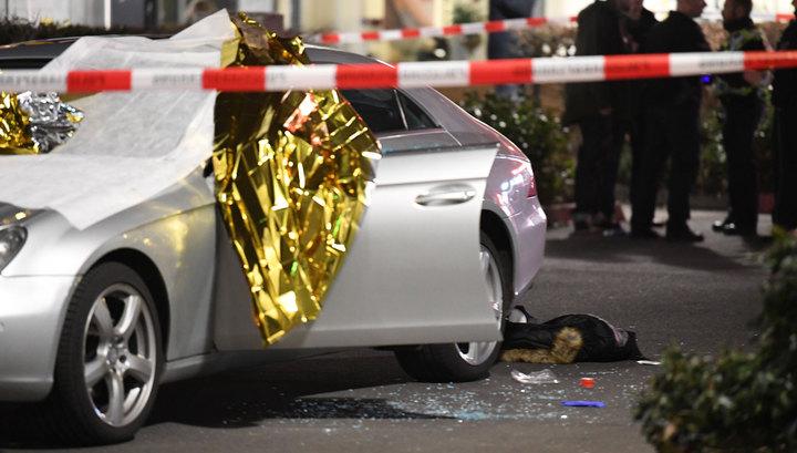 Стрельба в Германии нападавший был праворадикалом