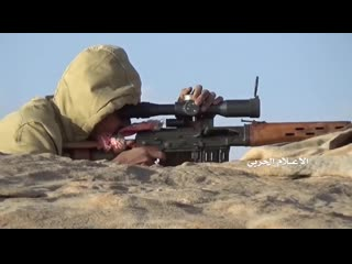 Майский снайпинг хуситов.