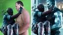 Deadpool 2 Without The CGI! VFX Breakdown DNEG