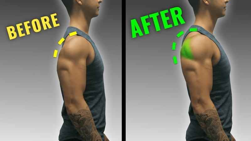 How To Grow Your Rear Delts FAST 4 Key Exercises You're Not Doing