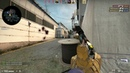 Counter strike Global Offensive Ace pistol round 5hs Usp on Cache