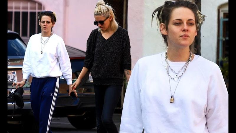 Kristen Stewart and girlfriend Dylan Meyer pamper themselves with mani pedis