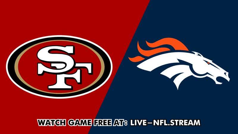 NFL | 49ers vs Broncos