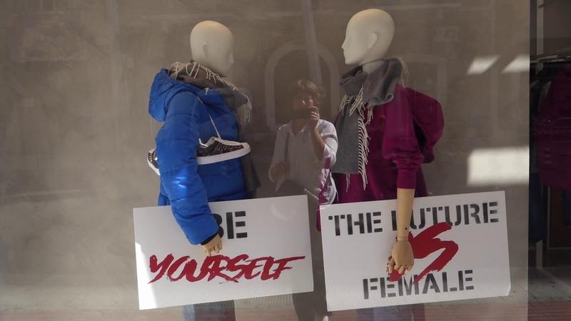 ШОППИНГ ВЛОГ OYSHO COS Итальянские модные витрины