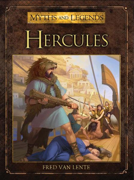 Hercules by Lente Fred Van