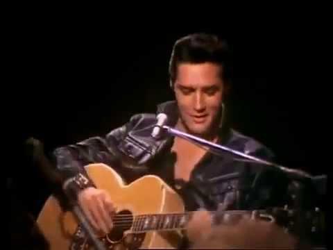 Elvis Presley Heartbreak Hotel Show acústico