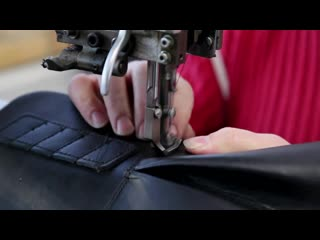 Making of KASPERI Leather Products