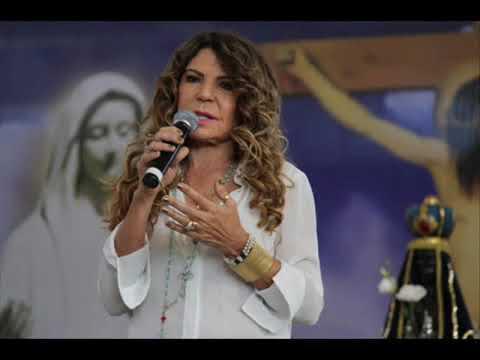 Emocionante Testemunho de Elba Ramalho Sobre Nossa Senhora.