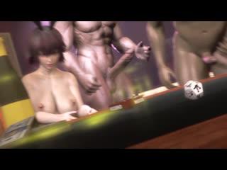 Taimanin Doujin Episode 4 Banquet  Taimanin Chapter 4 Banquet (opiumud, Black Opium) [2020 анал мультик 3d vr минет групповуха