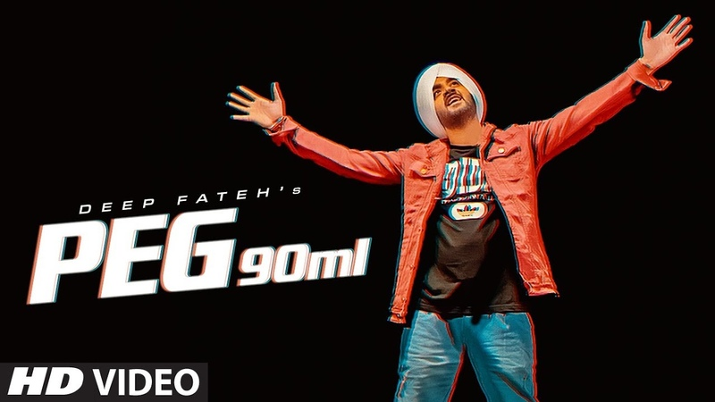 Peg 90 Ml Full Song Deep Fateh Mista Baaz Latest Punjabi Songs 2020