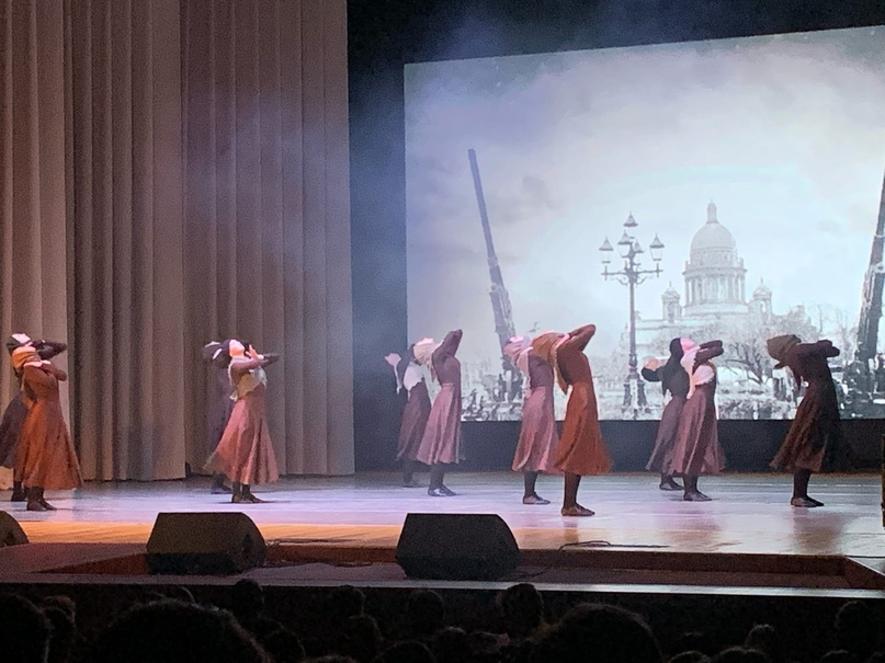 Мужеству жителей блокадного Ленинграда посвящается…, изображение №4