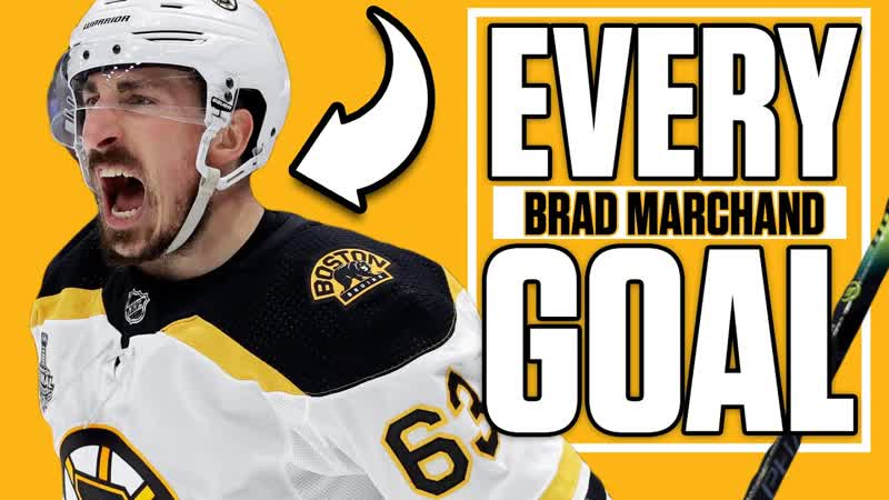 Every Brad Marchand Goal From The 2019 20 Season So Far