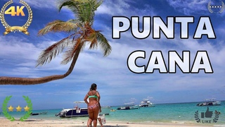 PUNTA CANA - DOMINICAN REPUBLIC 2019 4K