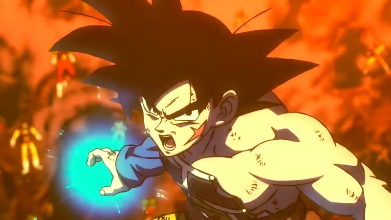 Dragon Ball Super Broly Bardock's Death