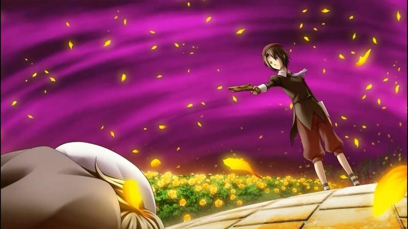 Umineko Naku Koro Ni Chiru 6-ой эпизод 17-ая глава   Avon [Novel Reaction]