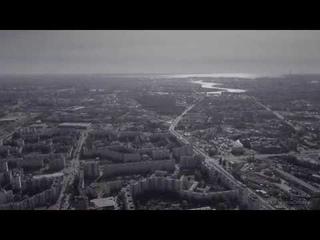 Будущие маршруты трамваев в Красногвардейском районе Санкт-Петербурга l Аэросъёмка в 4K