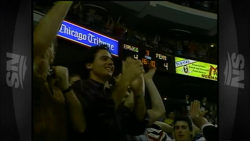 Pittsburgh Penguins vs Chicago Blackhawks 1992 Stanley Cup Finals Game 4 NHL Classics