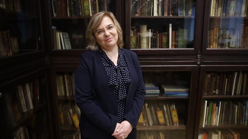 Поздравление врио ректора Мининского университета Елены Илалтдиновой с Новым годом