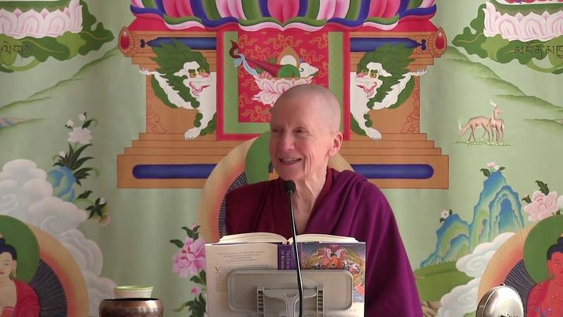 05-03-20 Meditation on Ways to Understand Impermanence - SDD