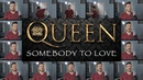 Queen - Somebody To Love (ACAPELLA)