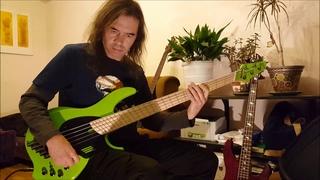 Dingwall NG2 - Schultz Gjallarhorn - Caparison Dellinger (bass sound comparison)