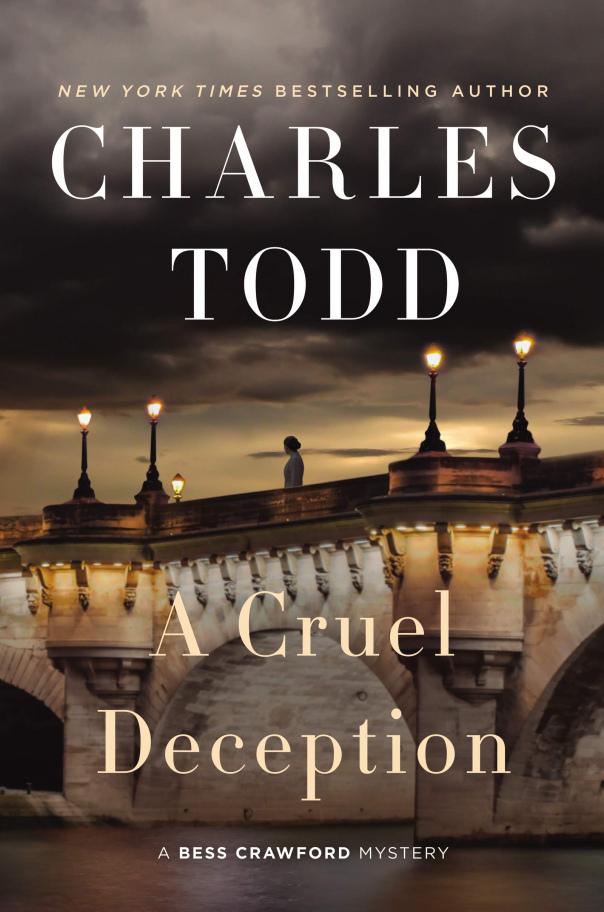 Charles Todd - [Bess Crawford 11] - A Cruel Deception (retail) (epub)