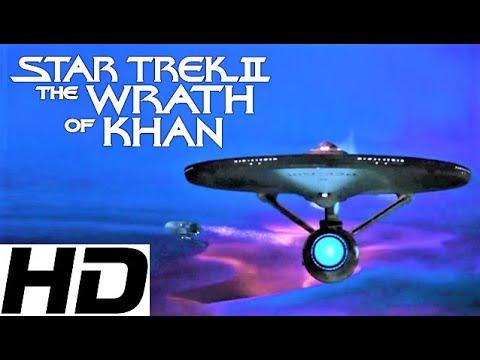 Star Trek II The Wrath of Khan • Main Theme • James Horner