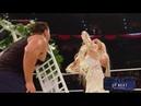 WWE Monday Night Raw Bobby Lashley Lana Wedding Destroyed By Rusev 30 December 2019 2 2