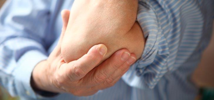 Боль в локтевом суставе: лечение народными средствами