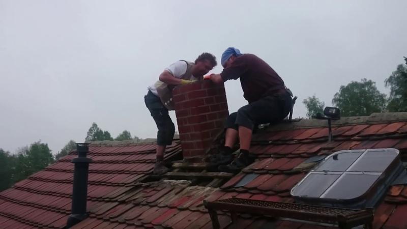 █▬█ █ ▀█▀ Janusze budownictwa 2 czyli śmieszne wypadki na budowie (IDIOT AT WORK, idioci w pracy)