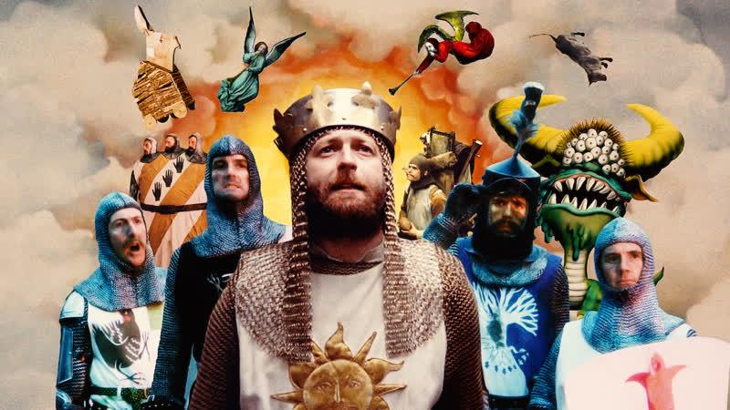 SUB Монти Пайтон и священный Грааль Monty Python and the Holy Grail 1975 Терри Гиллиам Терри Джонс