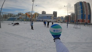 SNOW VOLLEYBALL FIRST PERSON BEST MOMENTS 2020 46 episode