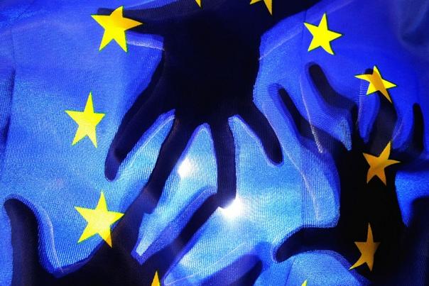 Бунт стран-доноров: Западная Европа сбрасывает с шеи Прибалтику