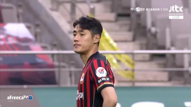 К-Лига-2020-2т-170520 ФК Сеул - Кванджу