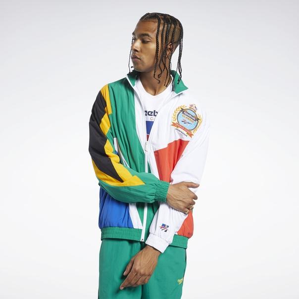 Олимпийка-кардиган SOUTH AFRICA TRACKTOP
