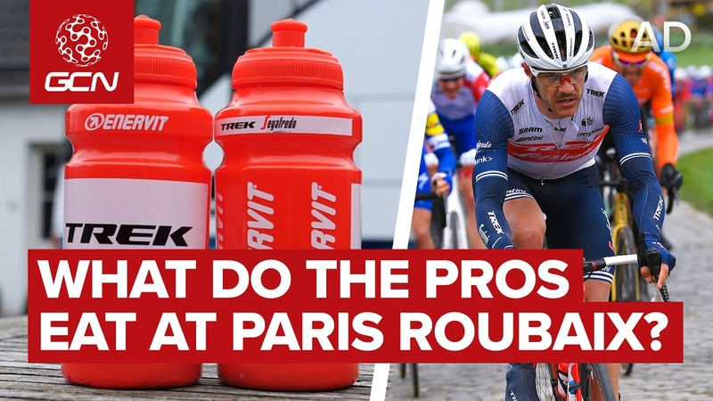 Eating For Success How Would A Pro Cyclist Fuel For Roubaix