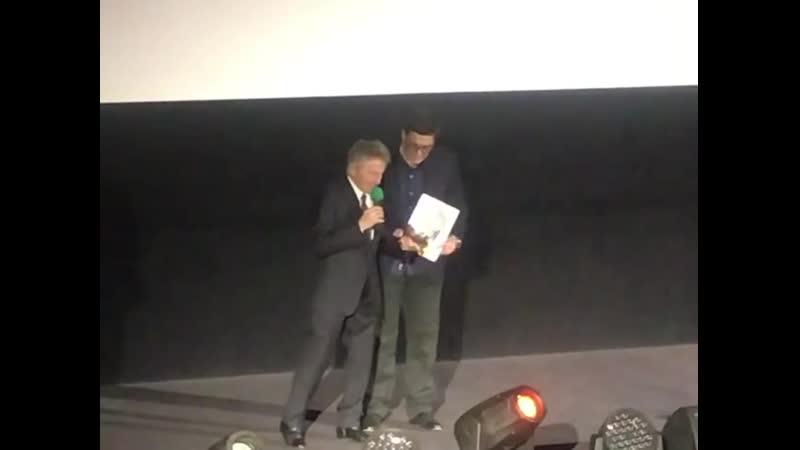 @sandra sonia k Roman Polanski at Forum Kina Europejskiego Cinergia in Lodz 2 29 11 2019