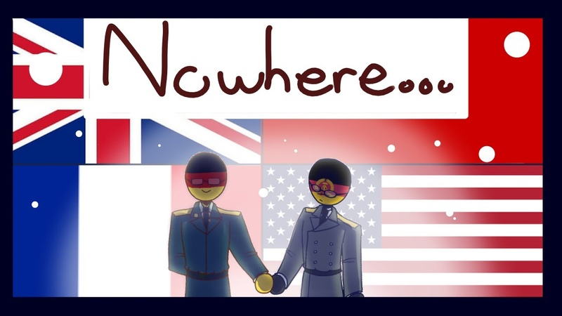 "(Flipaclip) Nowhere AMV/Original ""meme"" (Countryhumans)"