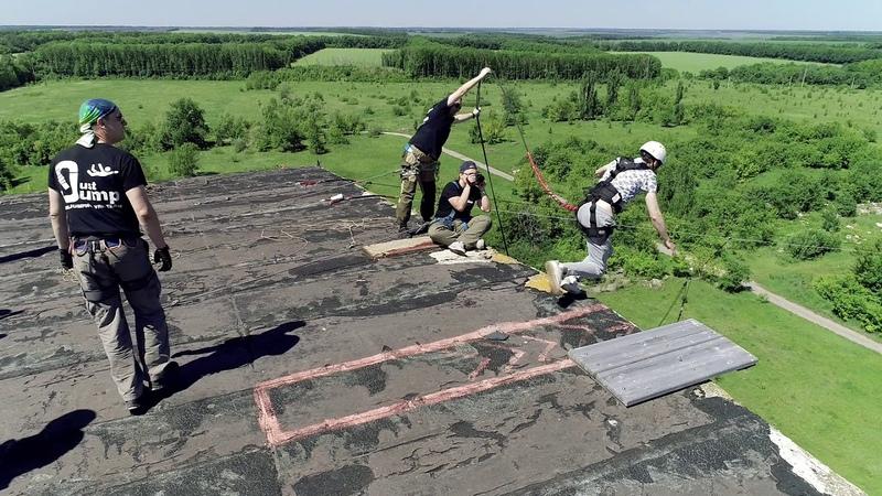 Just Jump (Rope Jumping VRN Team) - Pavel Buravlev Video - 2018