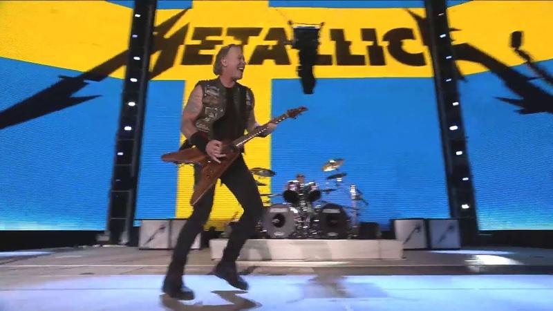 Metallica Live in Gothenburg Sweden 2019 Full Webcast AUDIO UPGRADE