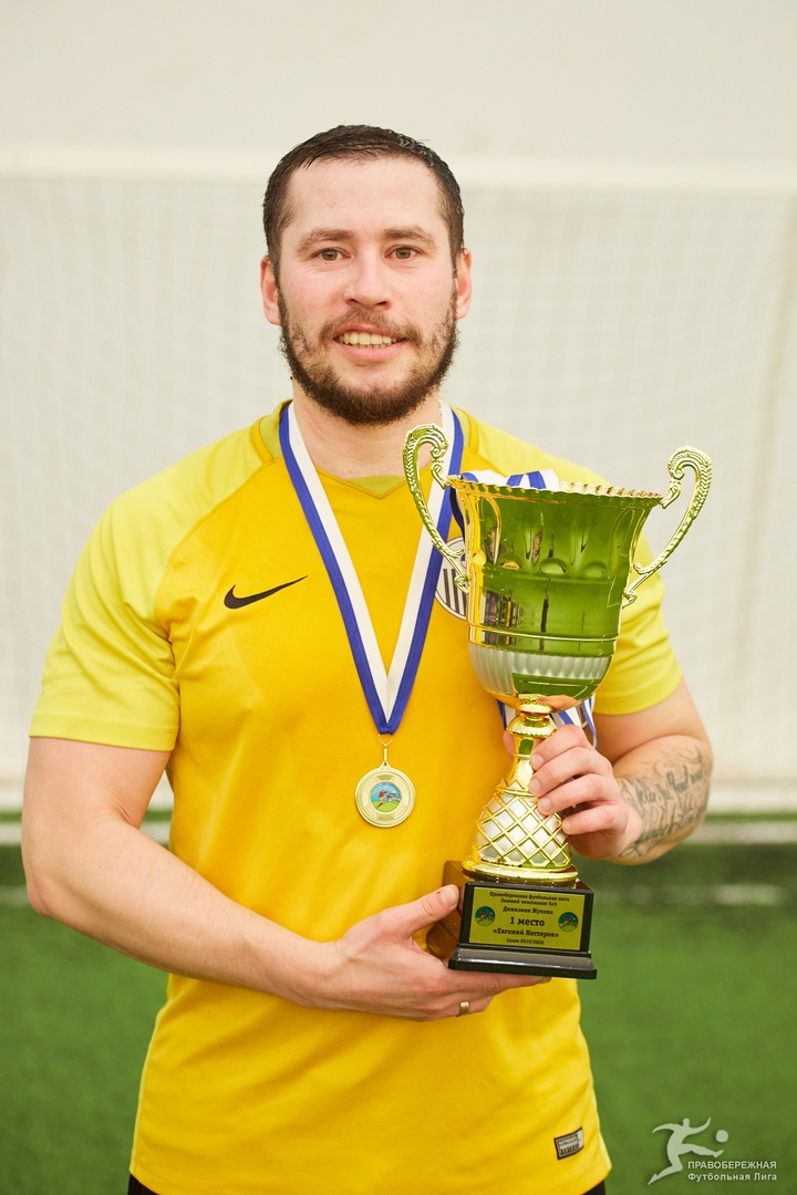 Денис Коробейников (Евгений Нестеров) - чемпион дивизиона Жукова.