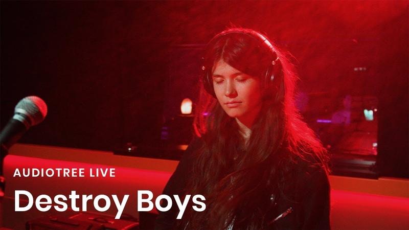 Destroy Boys Vixen Audiotree Live
