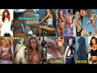 Терминатор: Тёмные судьбы, трейлер порно 1. Русский лесби-секс и большие сиськи знаменитости. Актриса и модель. Porn and sex