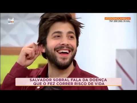 Salvador Sobral conta como descobriu que estava doente A Tarde é Sua